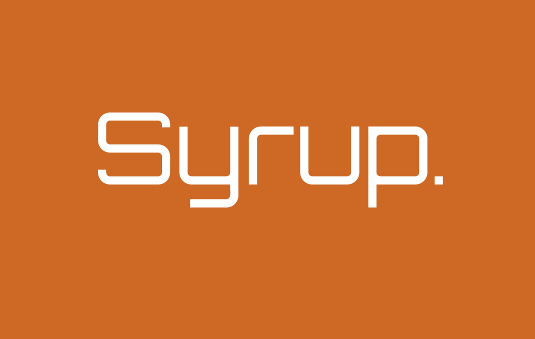 Project - Syrup